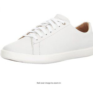 Cole Haan white sneakers, Grand.OS